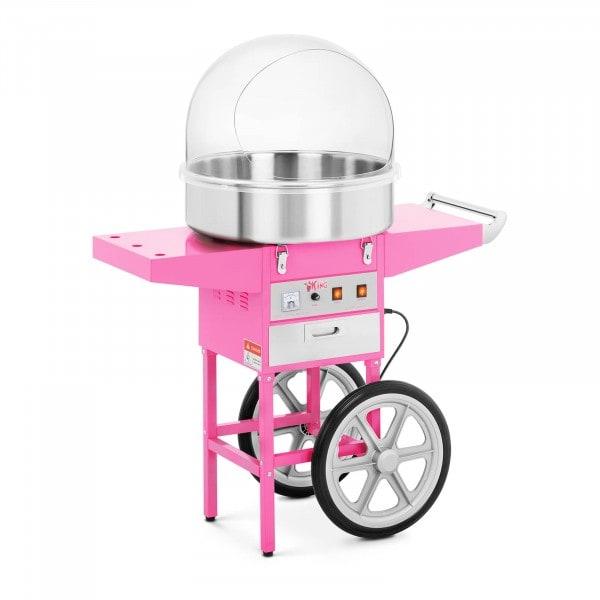 Stroj na cukrovou vatu v sadě - 52 cm - 1 200 W