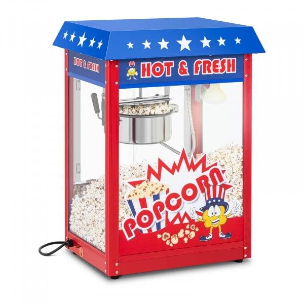 Stroj na popcorn - USA design