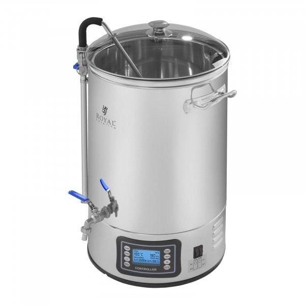 Kotel na vaření piva - 30 l - 2500 W