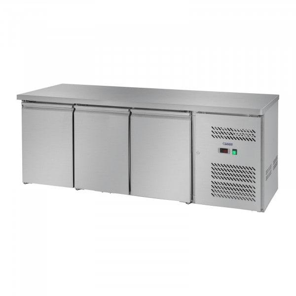 Chladicí stůl - 339 l - 3 dveře