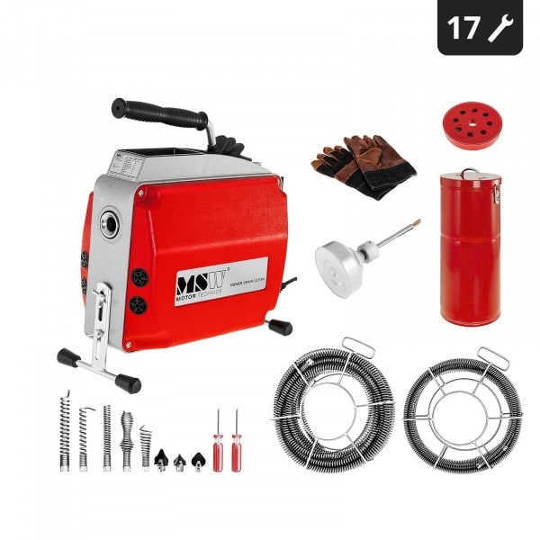 Stroj na čištění odpadů 570 W 400 ot./min na Ø 20-150 mm