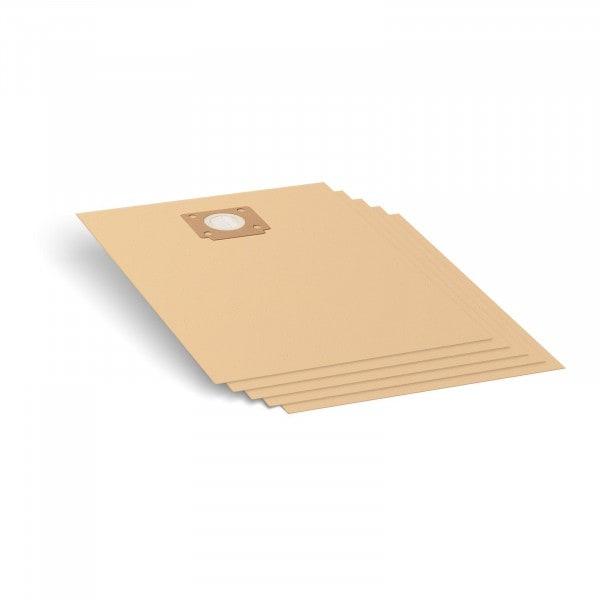 Sáčky do vysavače - 25 l - papírové - sada 5 ks