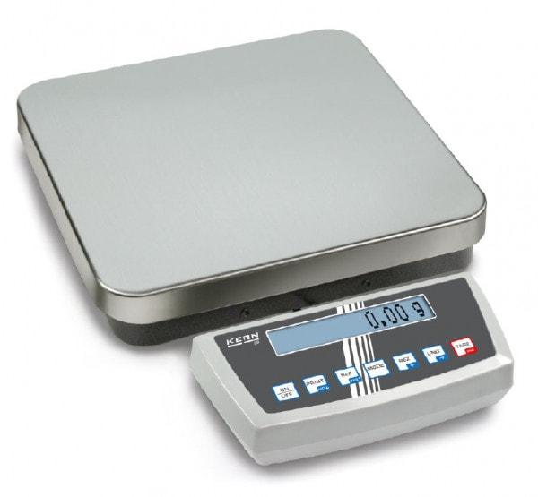 KERN plošinová váha - 100 kg / 0,5 g