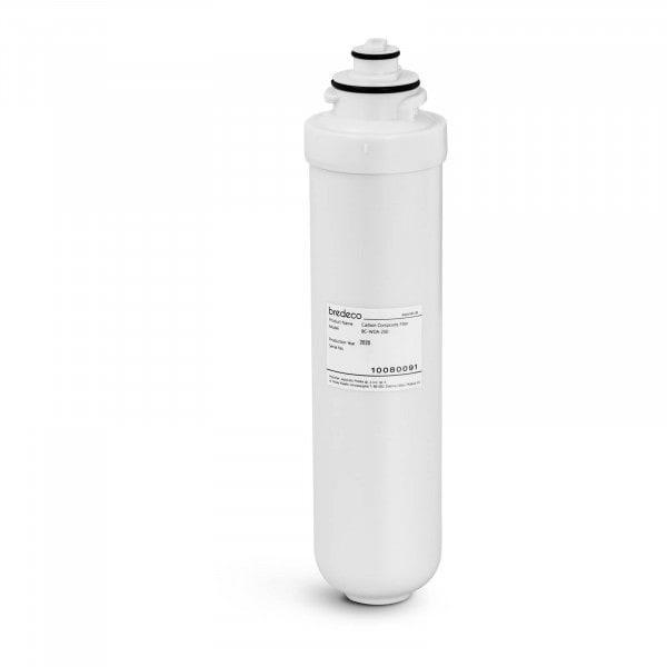 Vodní filtr - reverzní osmóza - dvojnásobná filtrace - 1 μm / 5 μm