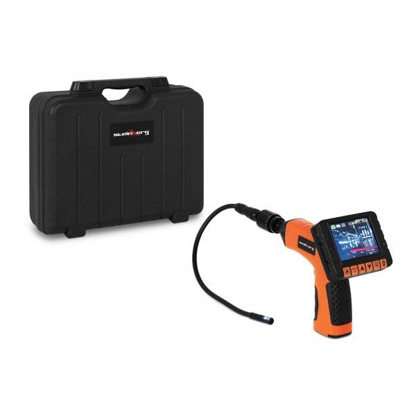 """B-zboží Endoskopická kamera - 3,5"""" LCD - 360° - slot SD - Ø 10 mm - IP67"""