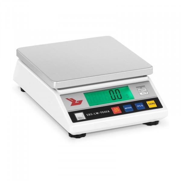 Přesná váha - 7.500 g / 0,1 g