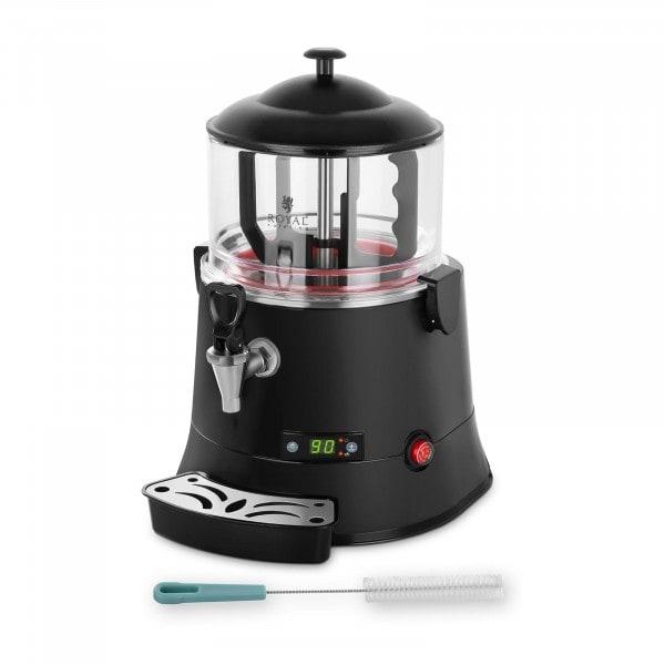 Zboží z druhé ruky Výrobník horké čokolády -5 litrů - LED displej