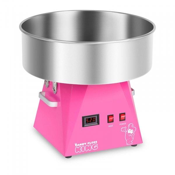 Stroj na cukrovou vatu-52 cm-růžový