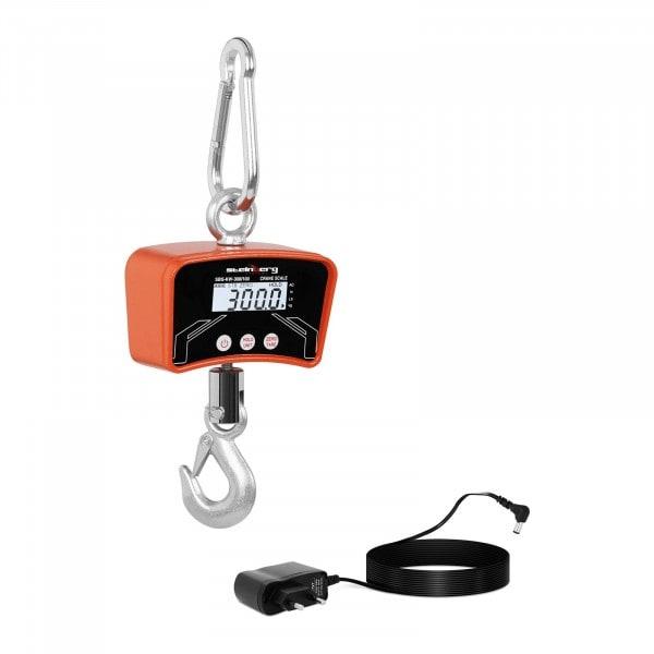 Jeřábová váha - 300 kg / 100 g