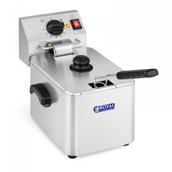 B-WARE Fritéza - 1 x 8 litrů -EGO termostat