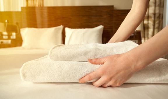 Potřeby pro hotel