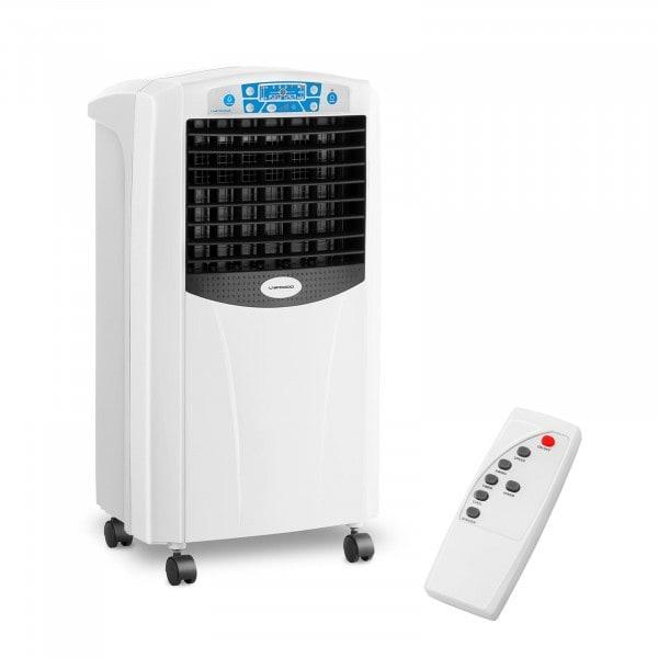 Zboží z druhé ruky Ochlazovač vzduchu - mobilní - s funkcí topení - 5 v 1 - nádrž na vodu 6 l