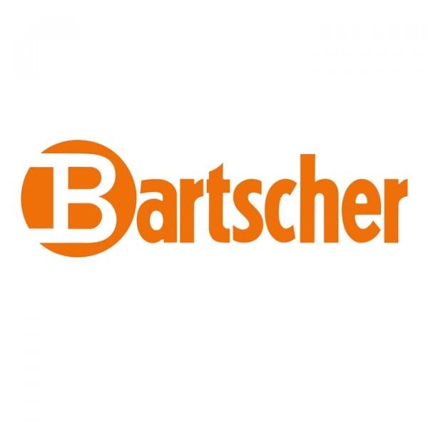 Bartscher nastavitelné kolejnice- 1 pár - 530 mm