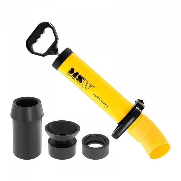 Pumpa na čištění odpadů - 100 mm vnitřní průměr