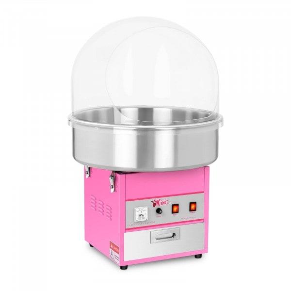 Stroj na cukrovou vatu - 52 cm - 1 200 W - ochranný kryt