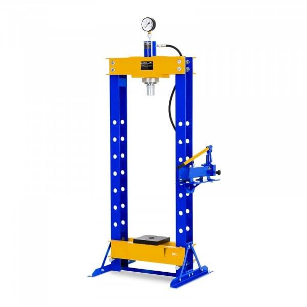 Dílenský hydraulický lis - 30 tun lisovací tlak
