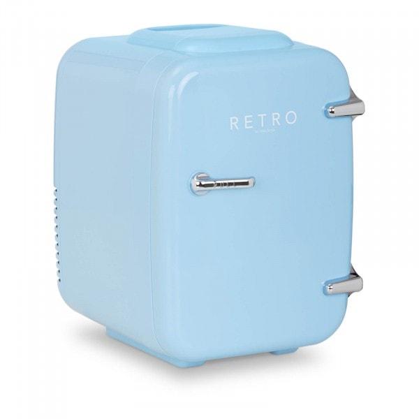 B-zboží Mini chladnička - 4 l - modrý