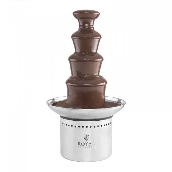 Čokoládová fontána - 4 patra - 6 kg