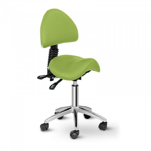 Sedlová židle PHYSA BERLIN LIGHT GREEN