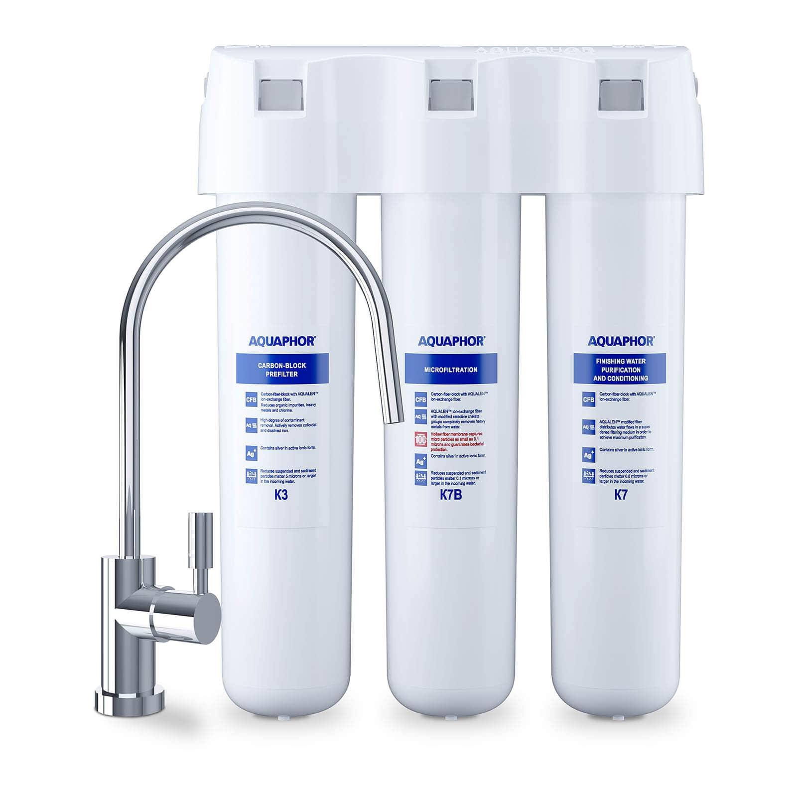 Filtry na vodu