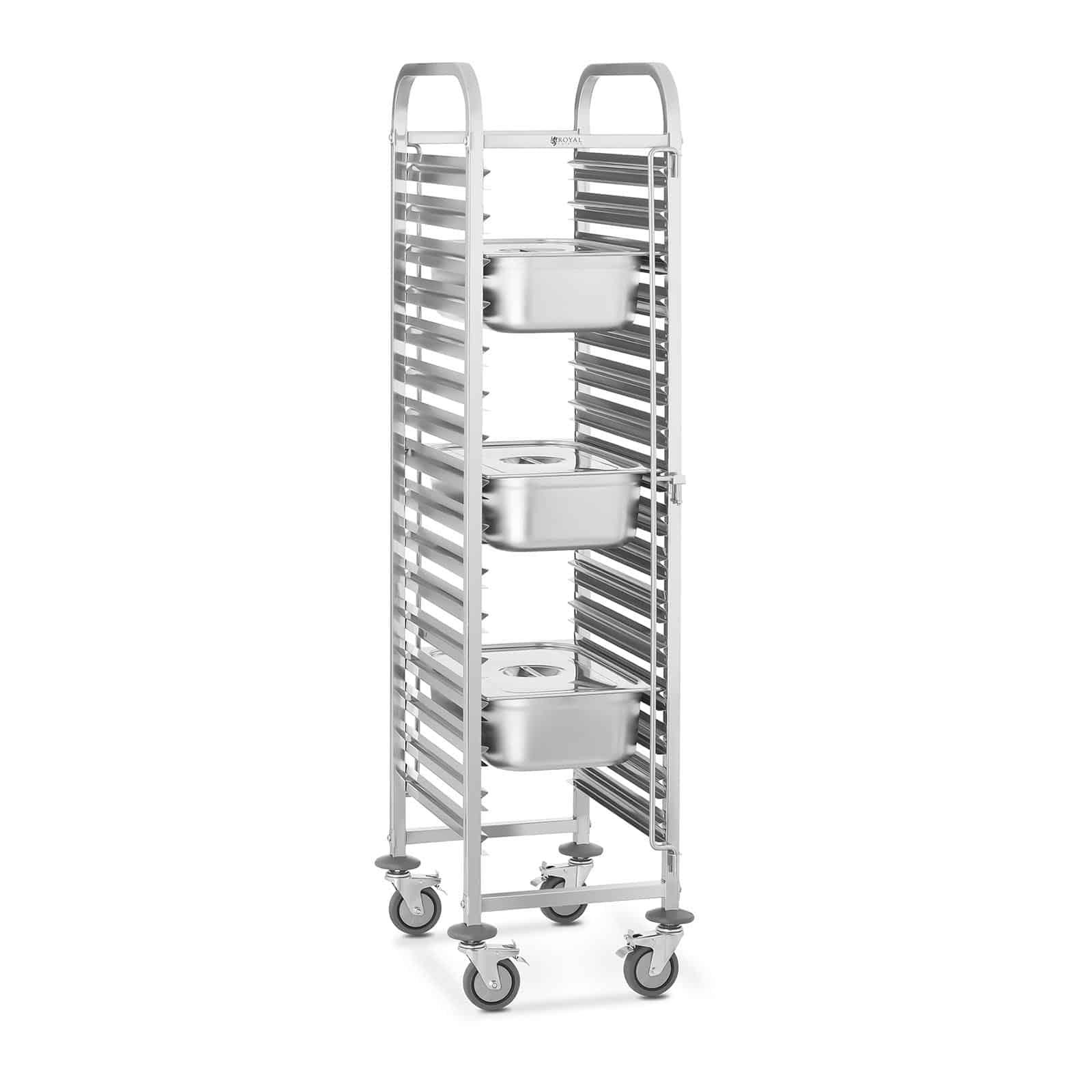 Regálové vozíky