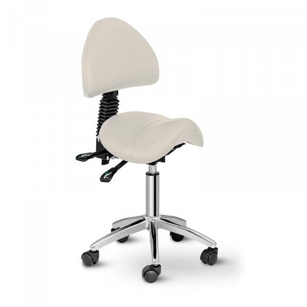 B-zboží Sedlová židle PHYSA BERLIN BEIGE