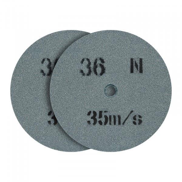 Brusné kotouče 150 x 20 mm - zrnitost 36