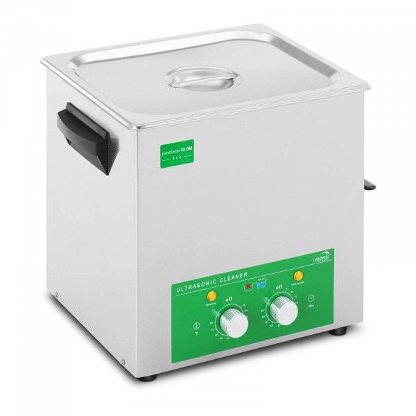 Ultrazvuková čistička - 10 l - 180 W - eco