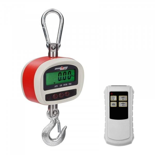 B-zboží Jeřábová váha - 300 kg / 50 g - LCD