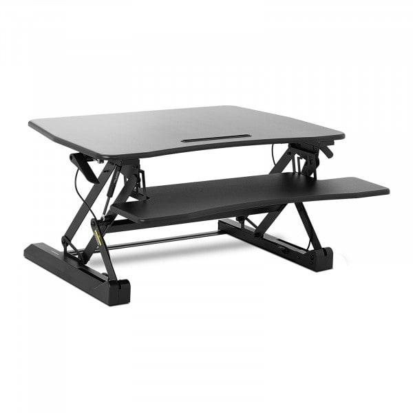 B-zboží Nástavec na stůl - plynulé nastavení výšky - 16,5 až 41,5 cm