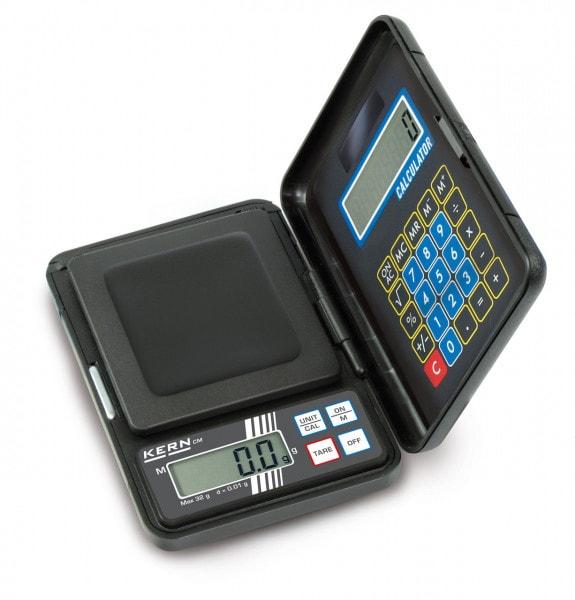 KERN kapesní váha CM - 150g / 0,1g - 180g