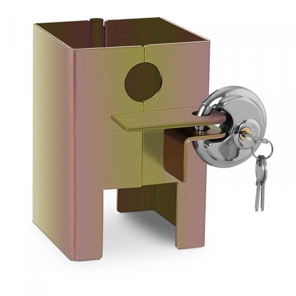 B-zboží Zámek na přívěs - 2 klíče
