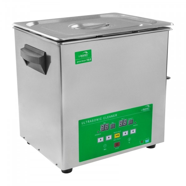 B-zboží Ultrazvuková čistička - 10, 0 litru - Memory Quick
