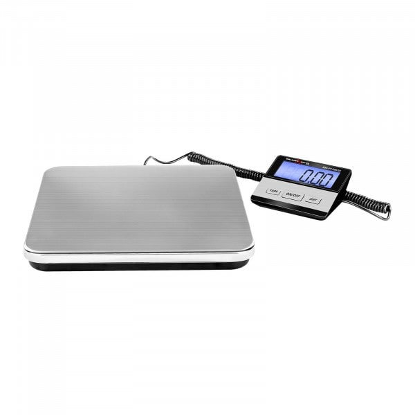 Poštovní váha - 200 kg / 50 g - Basic - digitální - externí LCD displej