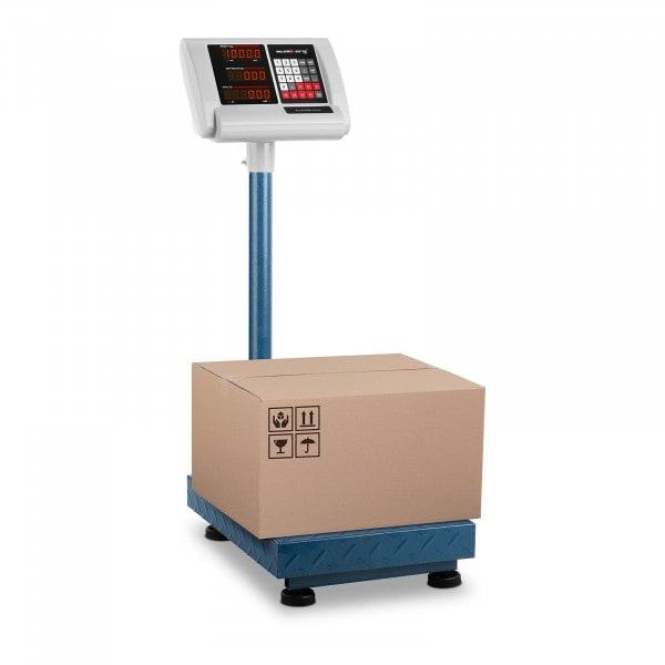 B-zboží Plošinová váha - 100 kg / 10 g - 40 x 30 cm