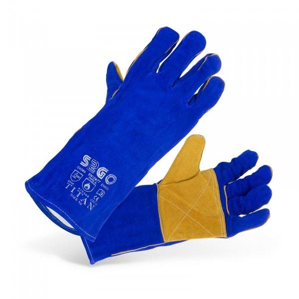 Svářecí rukavice TYP A - Gr. 10/XL